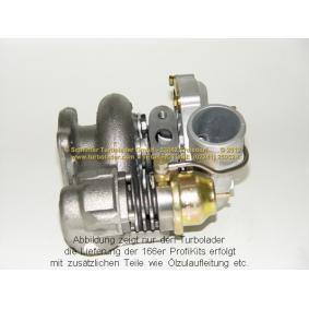 AUDI 100 2.5 TDI 115 PS ab Baujahr 12.1990 - Turbolader (166-02190) SCHLÜTTER TURBOLADER Shop