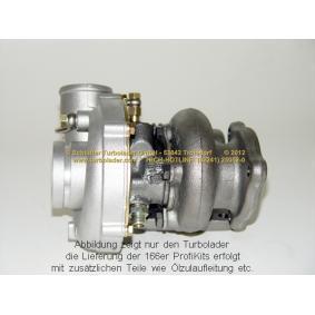 Turbolader Art. No: 166-02190 hertseller SCHLÜTTER TURBOLADER für AUDI 100 billig