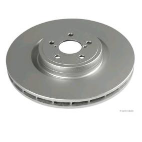 Bremsscheibe HERTH+BUSS JAKOPARTS Art.No - J3307012 OEM: 26300FE000 für SUBARU, BEDFORD kaufen