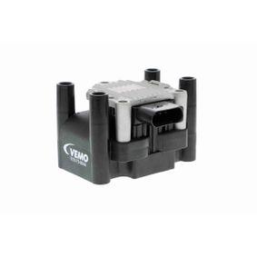 Zündspule VEMO Art.No - V10-70-0044 OEM: 032905106F für VW, AUDI, SKODA, SEAT, LAMBORGHINI kaufen