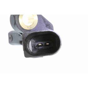 VEMO Sensor, Raddrehzahl 1K0927808 für VW, AUDI, SKODA, SEAT, PORSCHE bestellen