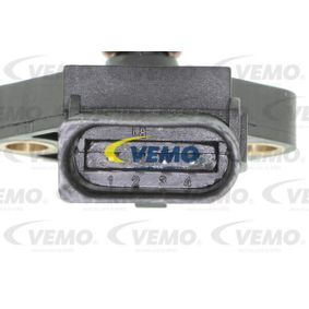 Senzor tlaku sacího potrubí V10-72-1107 VEMO