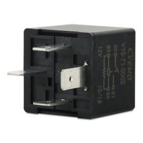 Управляващ блок, електрически вентилатор (охлаждане на двига V15-71-0002 VEMO