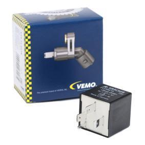 Relais, Kraftstoffpumpe VEMO Art.No - V15-71-0019 OEM: 357906381A für VW, AUDI, SKODA, SEAT, CUPRA kaufen