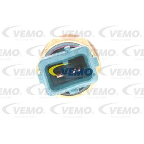 VEMO Sensor, kylmedietemperatur 133842 för PEUGEOT, CITROЁN köp