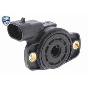 PANDA (169) VEMO Throttle position sensor V24-72-0102