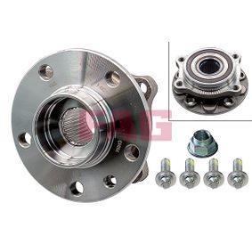 Radlagersatz FAG Art.No - 713 6063 60 OEM: 50707555 für FIAT, ALFA ROMEO, LANCIA kaufen