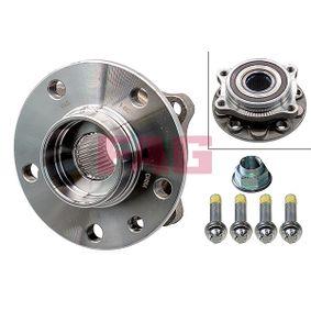 Radlagersatz FAG Art.No - 713 6063 80 OEM: 50707555 für FIAT, ALFA ROMEO, LANCIA kaufen