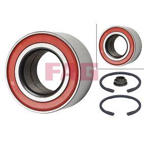 Radlagersatz FAG Art.No - 713 6650 20 OEM: 4689923 für VW, OPEL, AUDI, SAAB kaufen