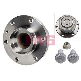 Radlagersatz FAG Art.No - 713 6680 20 OEM: A9063304920 für MERCEDES-BENZ kaufen