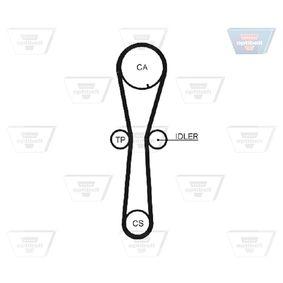 Зъбен ремък ZRK 1077 OPTIBELT