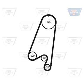 OPTIBELT Zahnriemen MD340625 für MITSUBISHI, CHEVROLET, DAEWOO bestellen