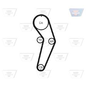 OPTIBELT Zahnriemen 7700273279 für RENAULT, CHEVROLET, DACIA, DAEWOO, RENAULT TRUCKS bestellen