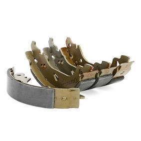 LPR Brake shoes (07930)