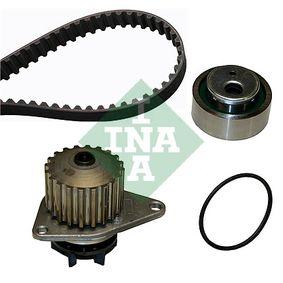 INA Wasserpumpe + Zahnriemensatz 530 0016 30