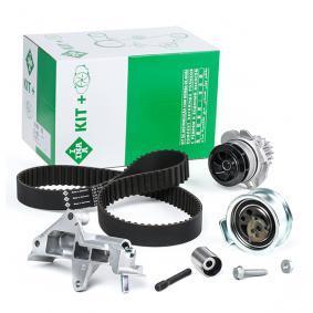 INA 530 0090 30 Wasserpumpe + Zahnriemensatz OEM - XM216268AA FORD, VW, VAG, FORD USA günstig