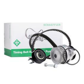 030121005NX für VW, AUDI, SKODA, SEAT, ALFA ROMEO, Wasserpumpe + Zahnriemensatz INA (530 0166 30) Online-Shop