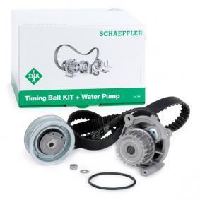 06B121011QX für VW, AUDI, SKODA, SEAT, ALFA ROMEO, Wasserpumpe + Zahnriemensatz INA (530 0171 31) Online-Shop
