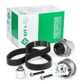 INA 530 0201 32 Wasserpumpe + Zahnriemensatz OEM - XM216268AA FORD, VW, VAG, FORD USA günstig