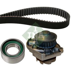 Water pump + timing belt kit (530 0206 30) producer INA for FIAT PANDA (169) year of manufacture 09/2003, 60 HP Online Shop