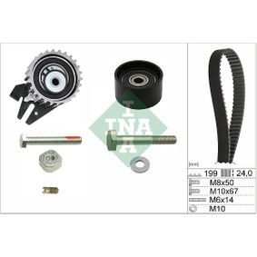 INA Timing Belt Set 530 0562 10
