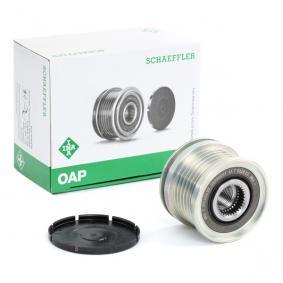 03G903119B für VW, AUDI, SKODA, SEAT, PORSCHE, Generatorfreilauf INA (535 0124 10) Online-Shop