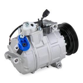 8E0260805AH para VOLKSWAGEN, SEAT, AUDI, VOLVO, SKODA, Compresor, aire acondicionado NRF (32106) Tienda online