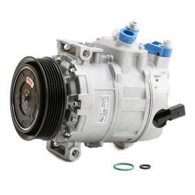 NRF 32146 Kompressor, Klimaanlage OEM - 1K0820808B AUDI, OM, SEAT, SKODA, VOLVO, VW, VAG, VEMO, CALSONIC KANSEI, VW (FAW), VW (SVW), AINDE, DIPASPORT, Henkel Parts günstig