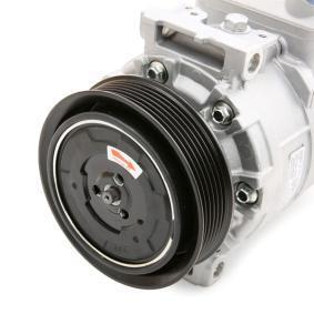 Компресор / -единични части (32146) производител NRF за VW Golf V Хечбек (1K1) година на производство на автомобила 10.2003, 105 K.C. Онлайн магазин