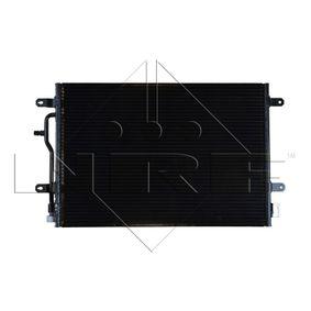 AUDI A4 3.0 quattro 220 PS ab Baujahr 09.2001 - Klimakondensator (35404) NRF Shop
