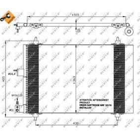 NRF Kondensator, Klimaanlage (35414) niedriger Preis