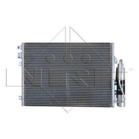 Klimakühler 35430 NRF