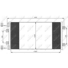 NRF Condenser air conditioning 35492
