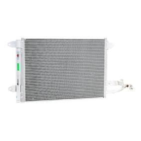 NRF Kondensator, Klimaanlage 1K0820411Q für VW, AUDI, SKODA, HYUNDAI, SEAT bestellen