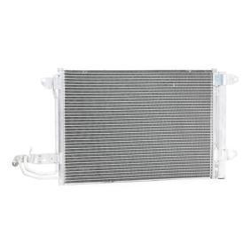 1K0820411AH für VW, AUDI, SKODA, SEAT, VOLVO, Kondensator, Klimaanlage NRF (35520) Online-Shop