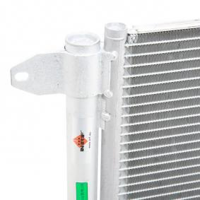 NRF 35520 Kondensator, Klimaanlage OEM - 1K0820411AC AUDI, SEAT, SKODA, VOLVO, VW, VAG, VW-PORSCHE, VW (FAW), DIPASPORT günstig