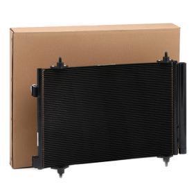 NRF Condenseur, climatisation Specific fit Partner Tepee pour véhicules avec système bus CAN pour climat chaud Aluminium avec déshydrateur 35610 originales de qualité