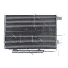nrf condenseur climatisation pour v hicules sans attelage de remorque aluminium avec. Black Bedroom Furniture Sets. Home Design Ideas