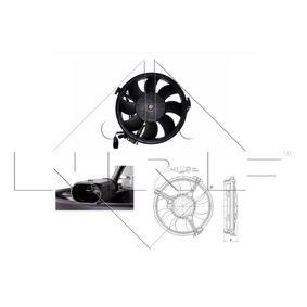 NRF Lüfter und Viscokupplung 47208 für AUDI A6 2.4 136 PS kaufen