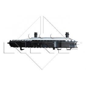 Wasserkühler Art. No: 509504 hertseller NRF für VW PASSAT billig