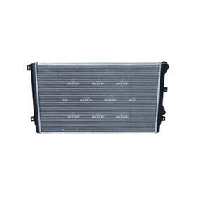 Golf V Хечбек (1K1) NRF Воден радиатор / единични части 53406