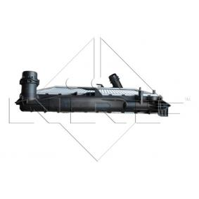 1 Schrägheck (E87) NRF Motorkühler 53472