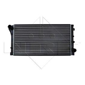 NRF Radiator engine cooling 58237
