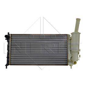 NRF Radiator engine cooling 58273
