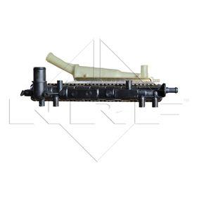 PUNTO (188) NRF Radiator engine cooling 58273