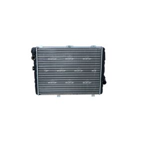 AUDI 90 (89, 89Q, 8A, B3) NRF Wasserkühler und Kühlerdeckel 58579 bestellen