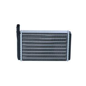 NRF Wärmetauscher 58614 für AUDI 80 1.8 GTE quattro (85Q) 110 PS kaufen