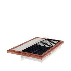 Въздушен филтър HENGST FILTER (E1029L01) за MERCEDES-BENZ M-класа Цени