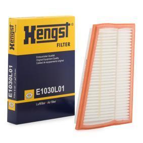 HENGST FILTER Въздушен филтър E1030L01
