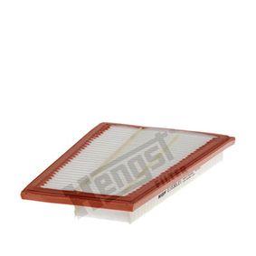 HENGST FILTER Въздушен филтър (E1030L01)
